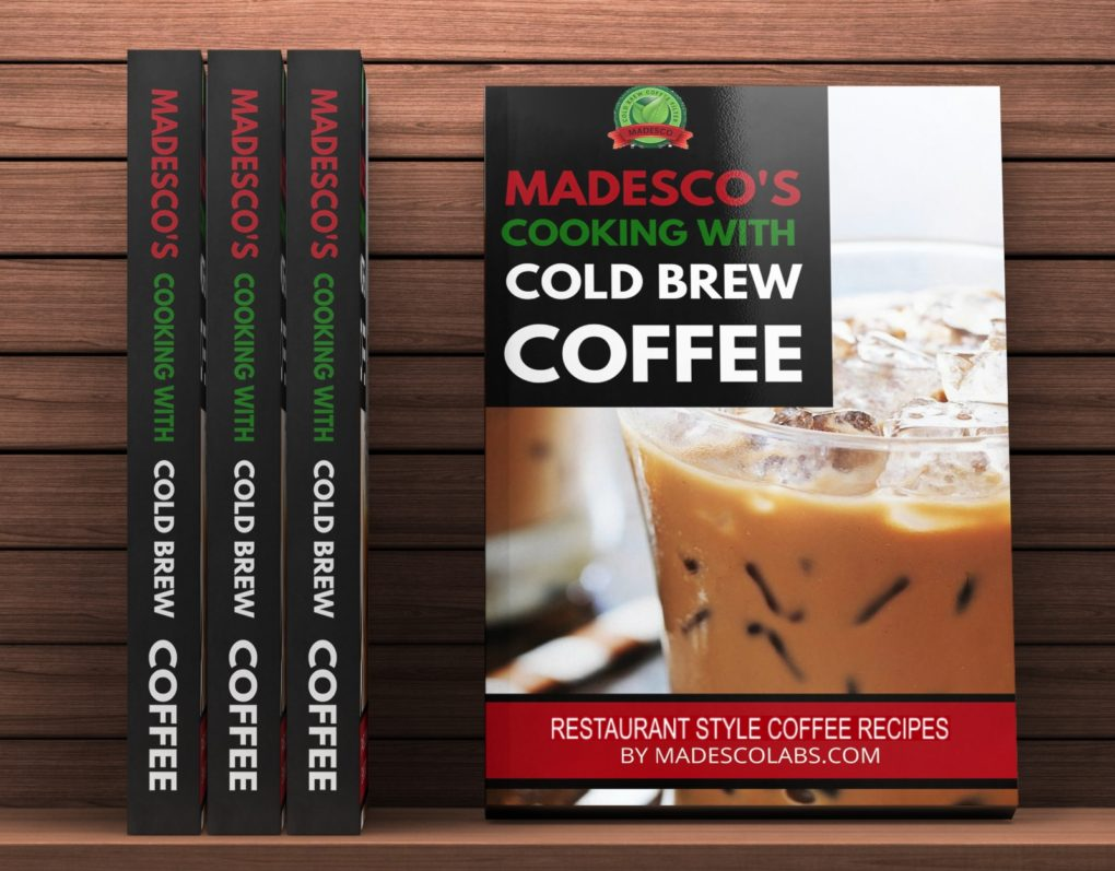 FREE COOKING WITH COLD BREW COFFEE RECIPE BOOK!