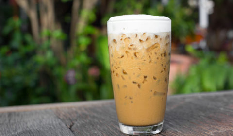 Paleo Mocha Frappe with Cold Brew Coffee